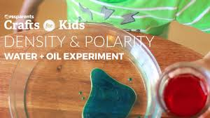 simple oil and water experiment pbs parents crafts for kids