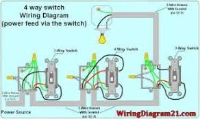 way switches 4 way switch wiring alternate 4 way switch wiring 4