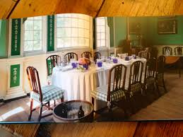 Celebrating George Washingtons Birthday With Hoecakes And - Mount vernon dining room