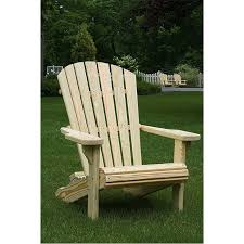 Adirondack Bench Pine Adirondack Chair
