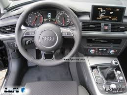 audi a6 specifications 2012 audi a6 saloon 2 0 tfsi car photo and specs