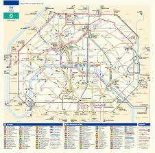 Paris Map Metro by Bus 53 Paris Plan The Best Bus
