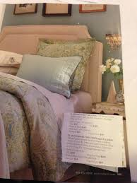 Kendall Bedroom Furniture Pottery Barn Pottery Barn Bedding Sienna Paisley For The Home Pinterest
