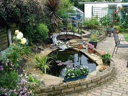 Backyard Fish Pond Ideas Fish For Small Garden Ponds Best Fish For Small Outdoor Ponds
