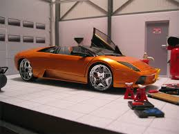 playmobil lamborghini lamborghini diorama scale auto magazine for building plastic