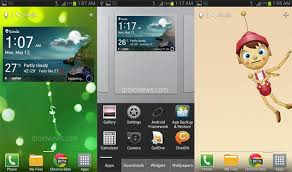 apk laucher lg optimus g pro launcher widgets and live wallpapers