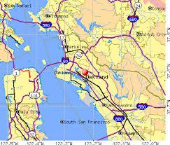 california map oakland oakland california ca profile population maps real estate