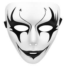 fashion jabbawockeez hip hop dance mask face halloween cosplay