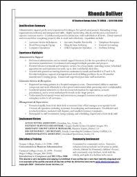 Public Administration Resume Objective Administrative Assistant Resume Objective U2013 Template Design