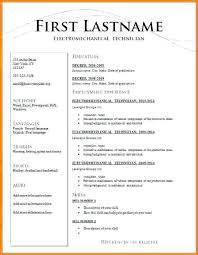 types of resume formats resume types fungram co