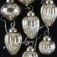 crystal christmas tree decorations uk miniature clear crystal
