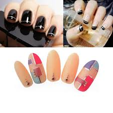 aliexpresscom buy 30 colors rolls striping tape line nail art gel