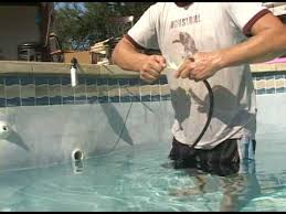 how to change a pool light led pool light installation how to replace old pool lights with led