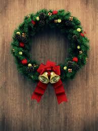 christmas door decoration 04 by gons 3docean
