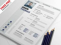 resume design templates 2015 clean resume design template free psd psdfreebies com