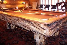 Custom Pool Tables by Custom Pool Table Roaring Fork Custom Billiards Rifle Colorado