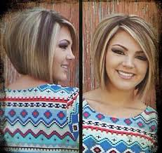 how to grow out short stacked hair bobcut haircut highlights lowlights hair pinterest haircut