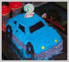 kid u0027s car cake