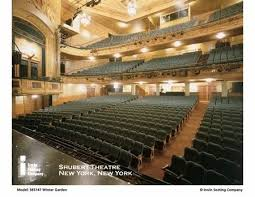 Winter Garden Seating Chart - where are the poles seat obstructions in the shubert theatre