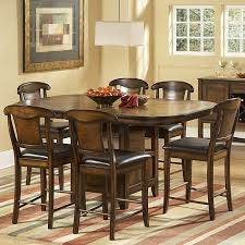 counter height dining room sets westwood counter height dining room set homelegance furniturepick