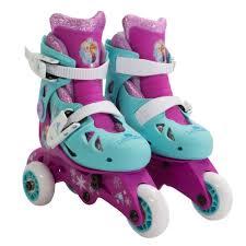 frozen power wheels rollerskates skating the home depot
