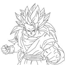 great printable dragon ball z coloring pages k 2868 unknown