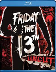 amazon black friday blu rays amazon com friday the 13th blu ray adrienne king betsy palmer