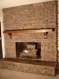 Fireplace Mantel Shelves Design Ideas by Stone Fireplace Mantel Shelf Ideas Home Design Ideas