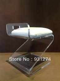 Vanity Chair Stool Online Get Cheap Acrylic Vanity Stool Aliexpress Com Alibaba Group