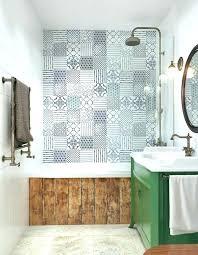 tapisserie cuisine 4 murs papier peint salle de bain la tapisserie salle de bain originale