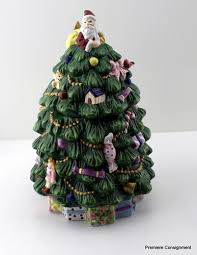 spode christmas tree cookie jar in original box ebay for sale