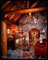 Rustic Home Interiors 434 Best Log Home Interiors Images On Pinterest Log Homes Log