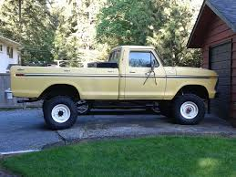 1976 Ford F250 High Boy - best year of the famed highboy truck ford truck enthusiasts forums