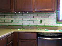 faux kitchen backsplash kitchen faux brick backsplash more like home diy in kitchen img