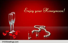 wedding wishes honeymoon honeymoon wishes free wedding etc ecards greeting cards 123
