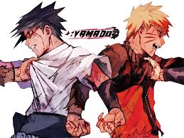 vs sasuke vs sasuke render by yamadoprod on deviantart