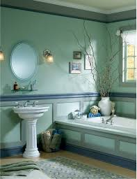 great bathroom design ideas with blue navy colors white bathroom