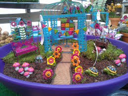 Mini Fairy Garden Ideas by How To Make A Fairy Garden For Indoor Or Outdoor My Frugal Magical