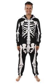 skelton halloween white and black skeleton halloween jumpsuit tipsy elves