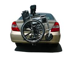 manual wheelchair ultra lite lift on toyota camry trilift mobility