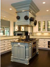 Blue Kitchen Island Green Kitchen Island Breathingdeeply