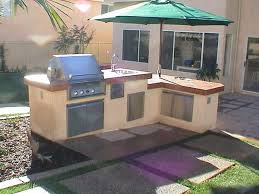 outdoor barbeque designs outdoor brick grill plans outdoor barbeque and kitchen landscape