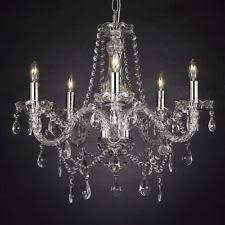 Vintage Crystal Chandelier For Sale Vintage Crystal Chandelier Ebay