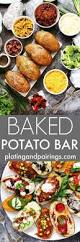 Mashtini Bar Toppings Holiday Party Mashed Potato Bar With Printable Table Tents