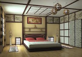 CHINESE STYLE INTERIORS Oriental Interior Decorating Ideas - Japanese interior design bedroom