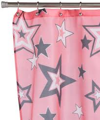 Star Shower Curtains Designer Shower Curtains Shower Curtains Outlet