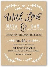 wedding invitations shutterfly forever begins with you 5x7 wedding invitations shutterfly
