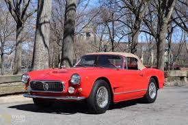 classic maserati convertible classic 1962 maserati 3500 vignale spyder coupe for sale 2978 dyler
