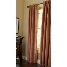 Thermal Back Curtains Martha Stewart Living Semi Opaque Zinc Thermal Tweed Back Tab