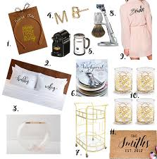 wedding gift guide here comes the x wedding gift guide